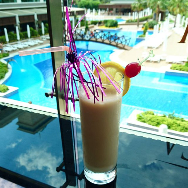 coctail pool   turkey